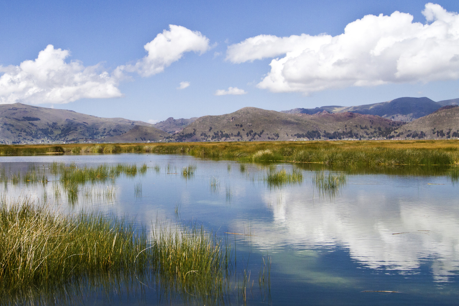 Lake Titicaca in Danger